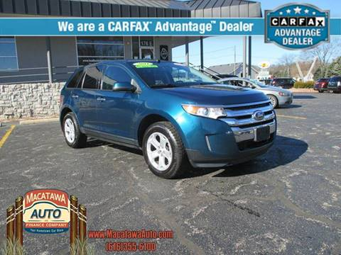2011 Ford Edge for sale in Holland, MI