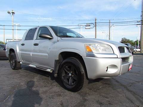2007 Mitsubishi Raider for sale in Cleveland, OH