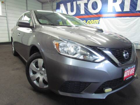 2016 Nissan Sentra for sale at Auto Rite in Cleveland OH
