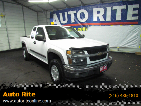 2008 Chevrolet Colorado for sale at Auto Rite in Cleveland OH