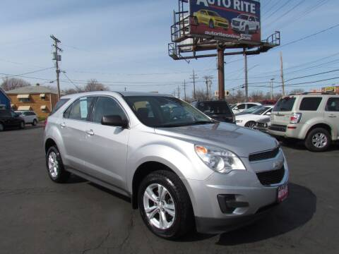 2013 Chevrolet Equinox for sale at Auto Rite in Cleveland OH