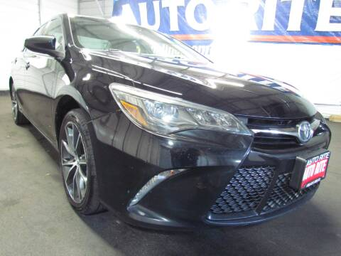 2015 Toyota Camry for sale at Auto Rite in Cleveland OH