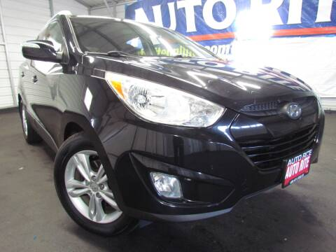 2013 Hyundai Tucson for sale at Auto Rite in Cleveland OH