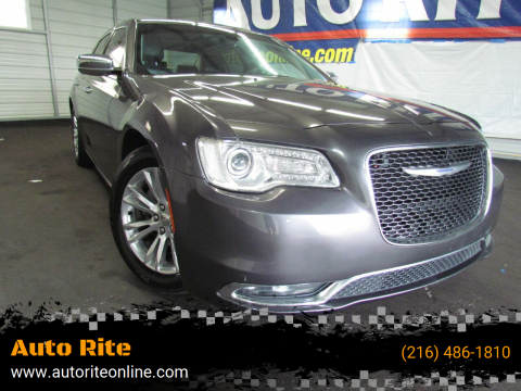 2016 Chrysler 300 for sale at Auto Rite in Cleveland OH