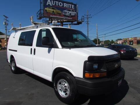 2009 Chevrolet Express Cargo for sale at Auto Rite in Cleveland OH