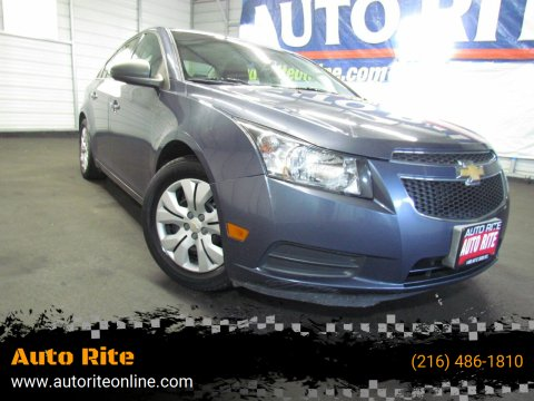 2014 Chevrolet Cruze for sale at Auto Rite in Cleveland OH