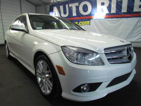2008 Mercedes-Benz C-Class for sale at Auto Rite in Cleveland OH