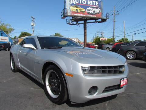 2012 Chevrolet Camaro for sale at Auto Rite in Cleveland OH