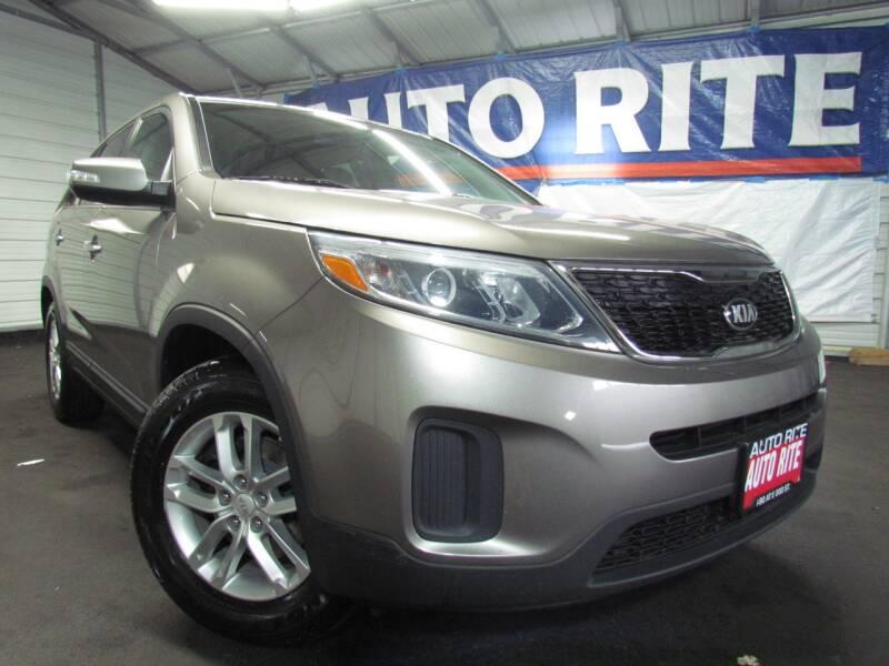 2015 Kia Sorento for sale at Auto Rite in Cleveland OH