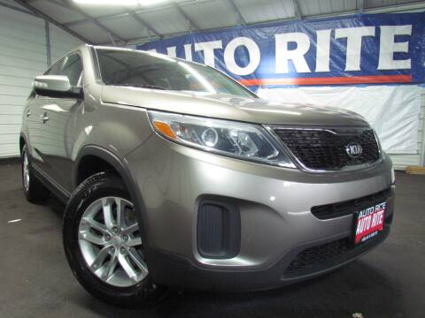 2015 Kia Sorento for sale at Auto Rite in Cleveland OH