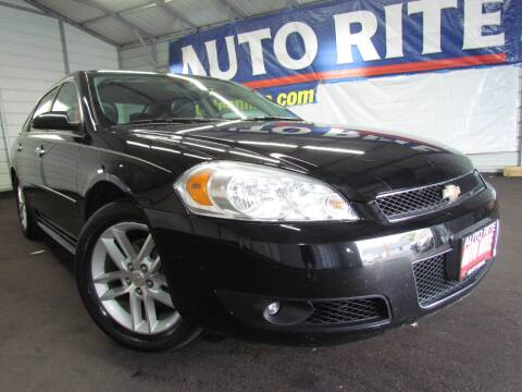 2015 Chevrolet Impala Limited for sale at Auto Rite in Cleveland OH