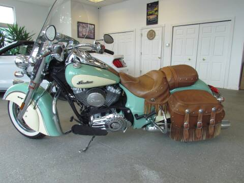 2016 Indian CHIEF for sale at Auto Rite in Cleveland OH