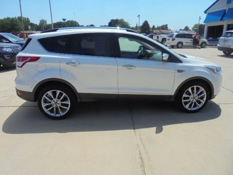 2015 Ford Escape for sale in Niobrara, NE