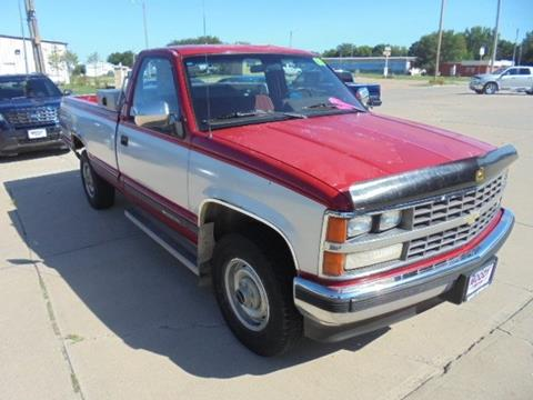1988 Chevrolet C/K 2500 Series for sale in Niobrara NE