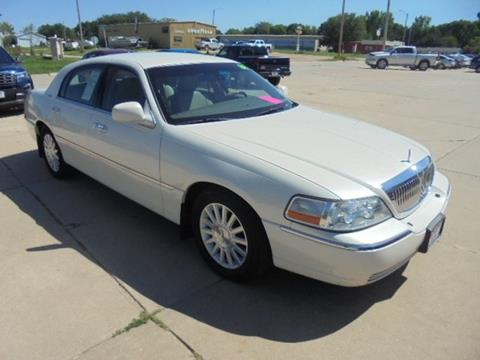 2003 Lincoln Town Car for sale in Niobrara NE