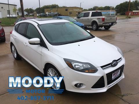 2013 Ford Focus for sale in Niobrara, NE