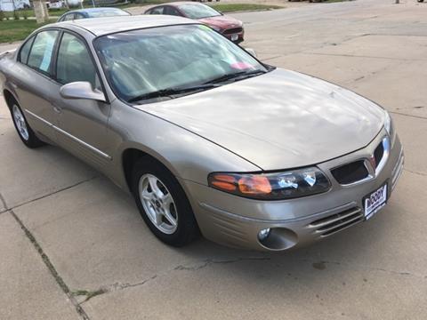 2001 Pontiac Bonneville for sale in Niobrara, NE