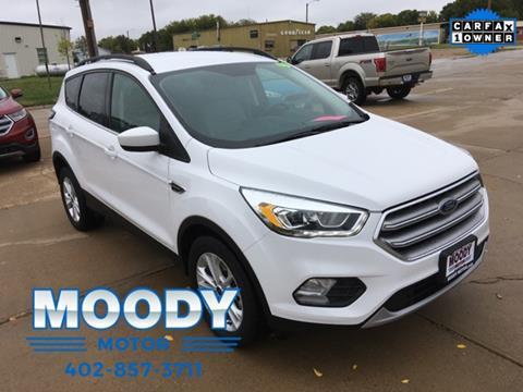 2017 Ford Escape for sale in Niobrara, NE