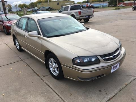 2004 Chevrolet Impala for sale in Niobrara NE