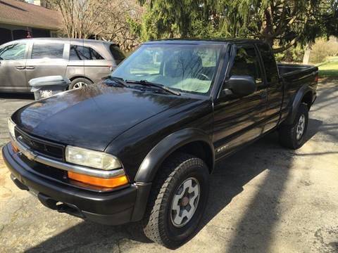 1999 Chevrolet S-10 for sale in Oxford, PA