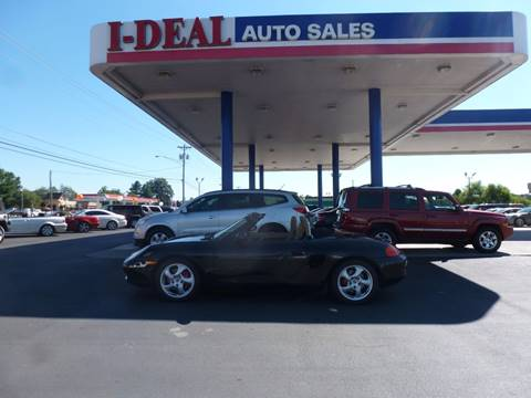 2001 Porsche Boxster for sale in Maryville, TN