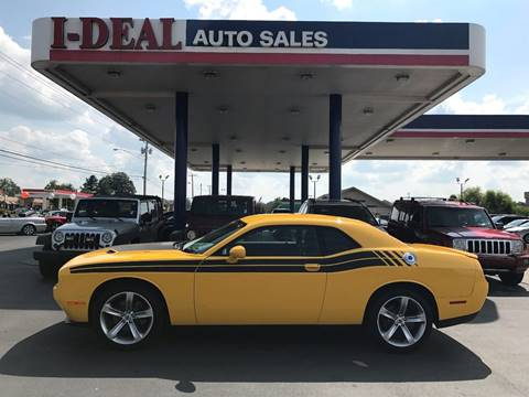 2017 Dodge Challenger for sale in Maryville, TN