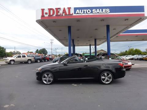 2011 Lexus IS 250C for sale in Maryville, TN