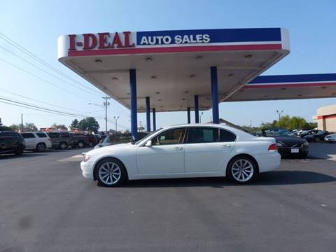 2007 BMW 7 Series for sale in Maryville, TN