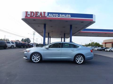 2014 Chevrolet Impala for sale in Maryville, TN