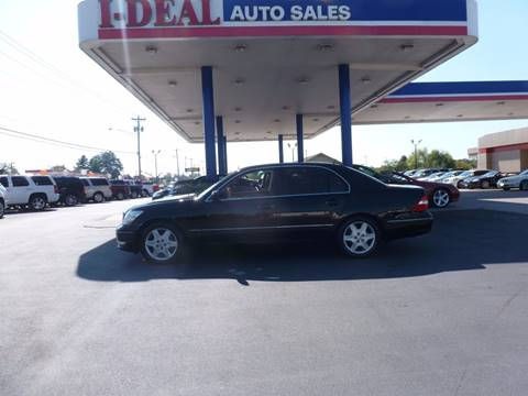 2004 Lexus LS 430 for sale in Maryville, TN