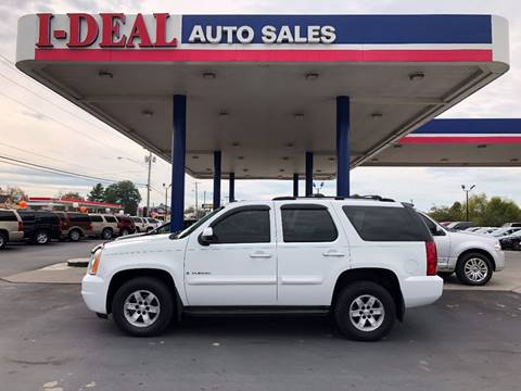 gmc yukon for sale in maryville tn