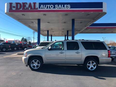 chevrolet suburban for sale in maryville tn