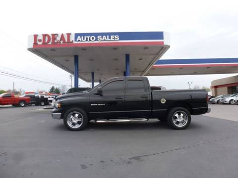 Dodge ram pickup 1500 for sale in maryville tn for Ideal motors maryville tn