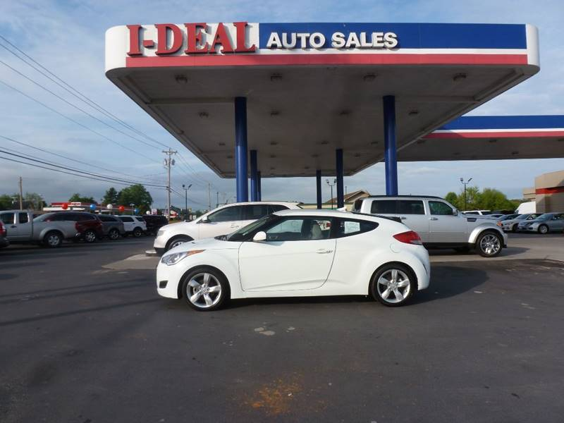 2013 hyundai veloster 3dr coupe dct in maryville tn i for Ideal motors maryville tn