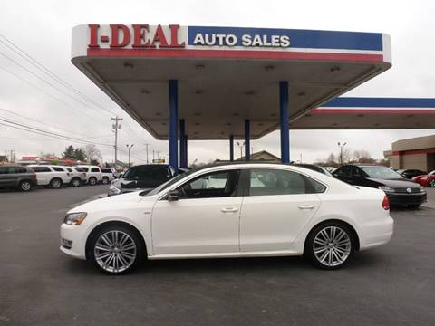 2015 Volkswagen Passat 1.8T Sport for sale at I-Deal Auto Sales in Maryville