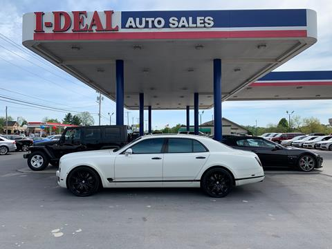 2014 Bentley Mulsanne for sale in Maryville, TN
