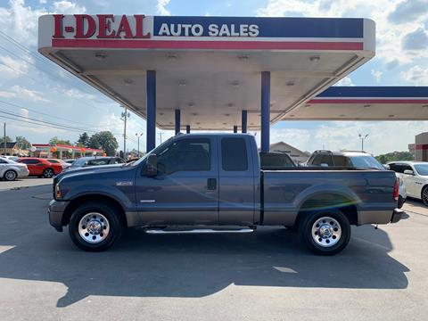 2005 Ford F-250 Super Duty for sale in Maryville, TN