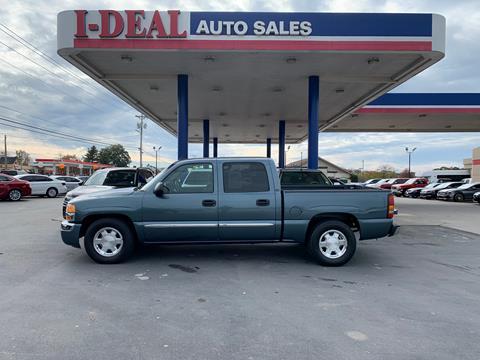 2006 GMC Sierra 1500 for sale in Maryville, TN