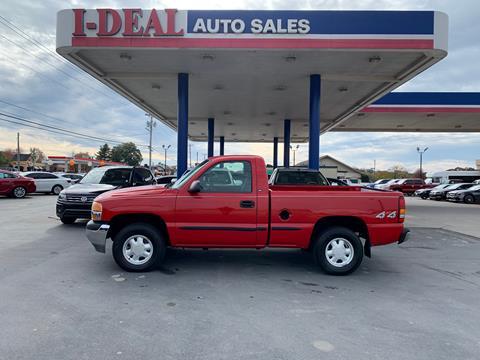 1999 GMC Sierra 1500 for sale in Maryville, TN