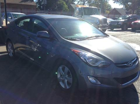 2013 Hyundai Elantra for sale at Number 1 Car Company in Detroit MI