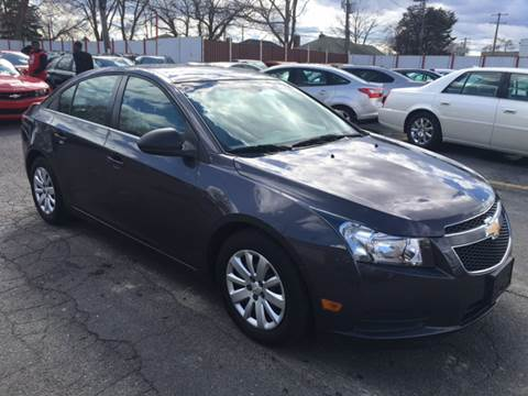 2011 Chevrolet Cruze for sale at Number 1 Car Company in Detroit MI