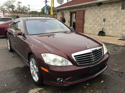 2007 Mercedes-Benz S-Class for sale at Number 1 Car Company in Detroit MI