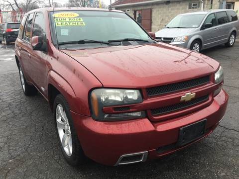 2008 Chevrolet TrailBlazer for sale at NUMBER 1 CAR COMPANY in Detroit MI