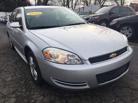 2010 Chevrolet Impala for sale at Number 1 Car Company in Detroit MI