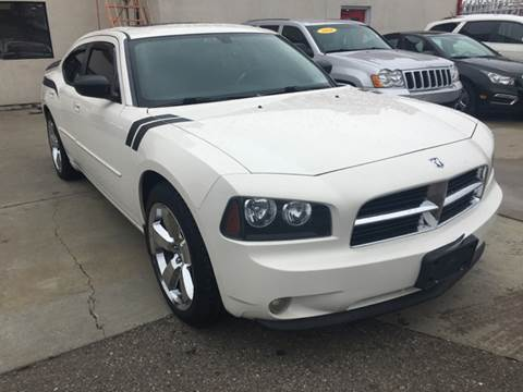 2008 Dodge Charger for sale at NUMBER 1 CAR COMPANY in Detroit MI