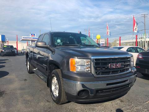 2010 GMC Sierra 1500 for sale in Detroit, MI