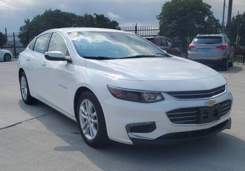 2017 Chevrolet Malibu for sale at Number 1 Car Company in Detroit MI