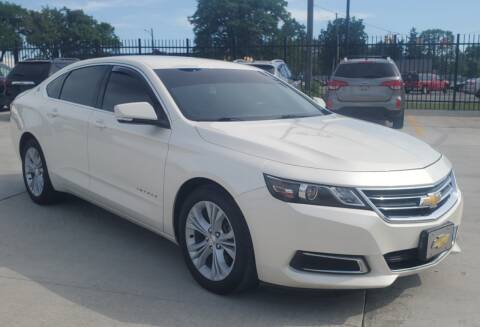 2014 Chevrolet Impala for sale at Number 1 Car Company in Detroit MI