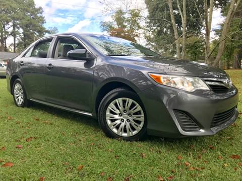 2013 Toyota Camry for sale in Scotland Neck, NC