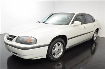 2003 Chevrolet Impala for sale in Maple Heights, OH